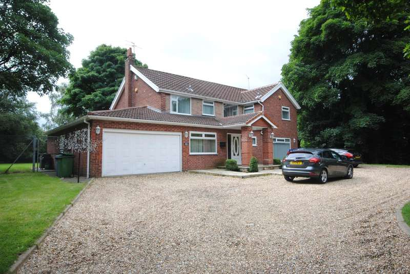 4 Bedrooms Detached House for sale in Naylors Road, Liverpool, L27