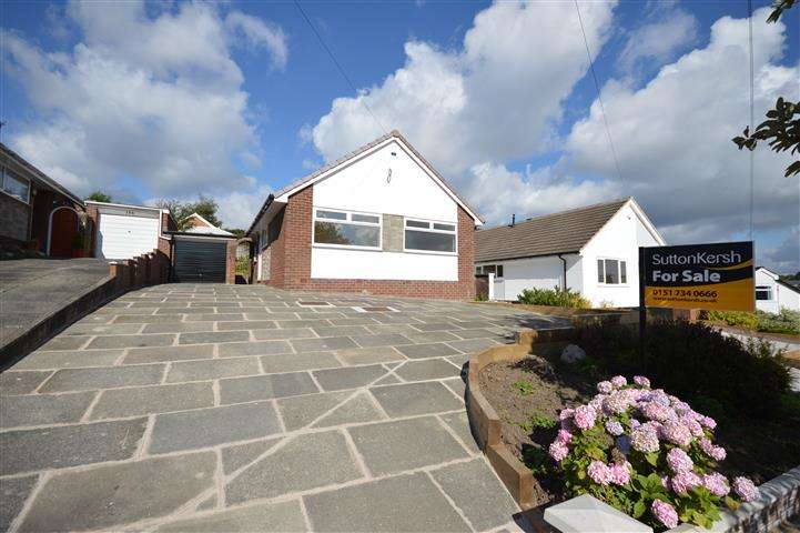 2 Bedrooms Detached Bungalow for sale in Gateacre Park Drive, Gateacre, Liverpool, L25
