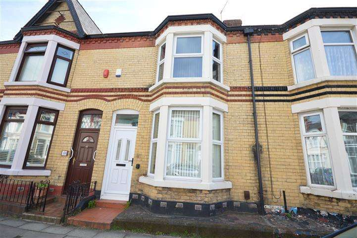 2 Bedrooms Terraced House for sale in Alverstone Road, Allerton, Liverpool, L18