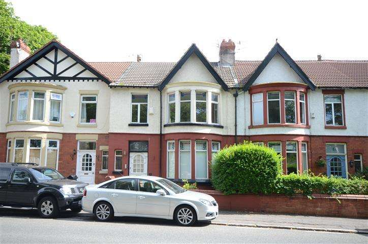 4 Bedrooms Terraced House for sale in Green Lane, Mossley Hill, Liverpool, L18