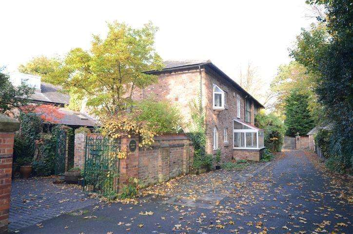 5 Bedrooms Detached House for sale in Sandfield Park, Liverpool, L12