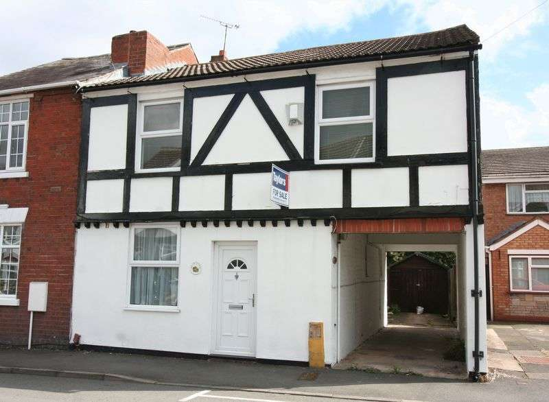 3 Bedrooms Semi Detached House for sale in KINGSWINFORD, Cottage Street