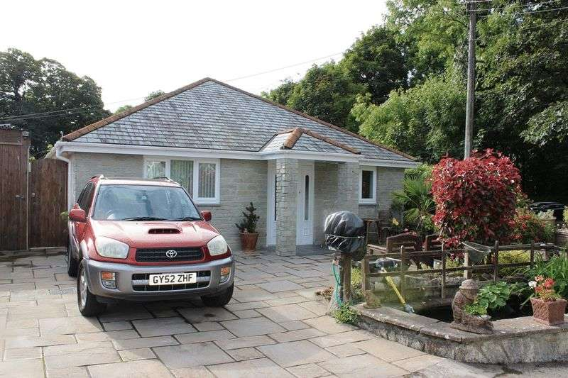 2 Bedrooms Detached Bungalow for sale in Roche, St Austell