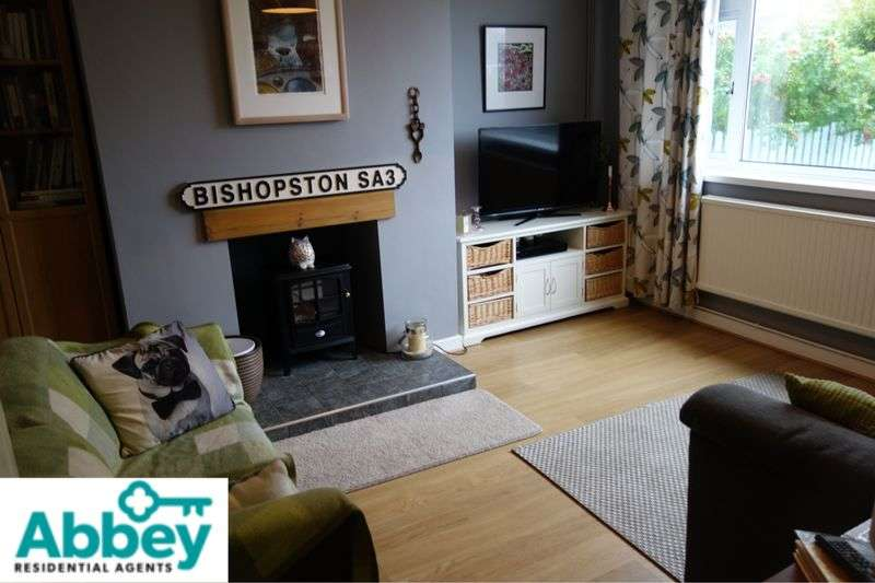 3 Bedrooms Semi Detached House for sale in Copley Lodge, Bishopston, Swansea, SA3 3JJ