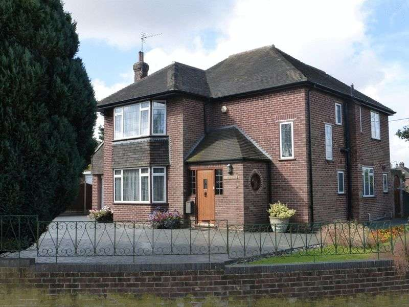 Detached House for sale in Mudford Road, Yeovil