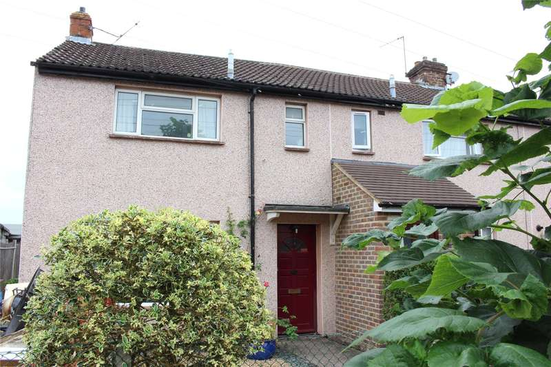 3 Bedrooms End Of Terrace House for sale in Granville Road, Woking, Surrey, GU22