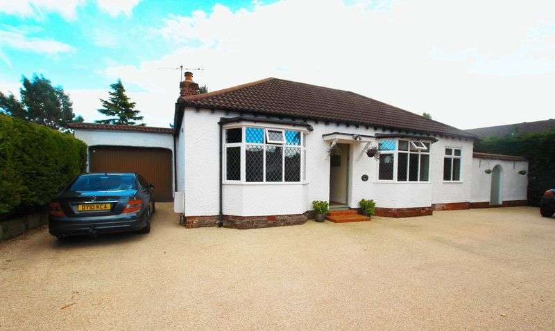 3 Bedrooms Detached Bungalow for sale in Rock Avenue, Heswall