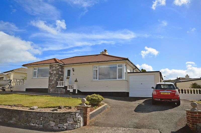 2 Bedrooms Bungalow for sale in BLUE WATERS DRIVE, BROADSANDS, PAIGNTON.
