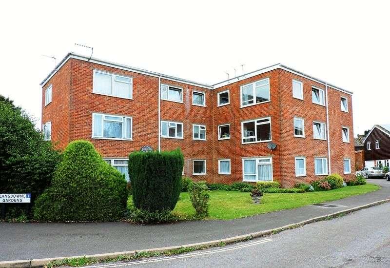 2 Bedrooms Flat for sale in Romsey, SO51 8FP
