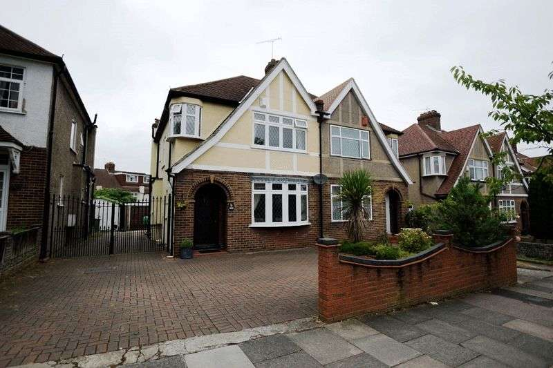 3 Bedrooms Semi Detached House for sale in Plum Lane, Shooters Hill