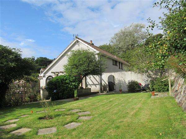 4 Bedrooms Detached House for sale in Portmellon, Mevagissey, Cornwall