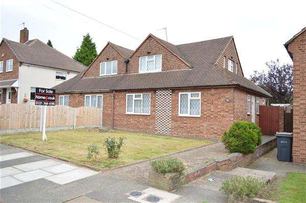 4 Bedrooms Semi Detached House for sale in Southgate Road, Great Barr