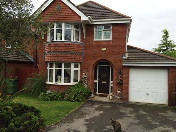 3 Bedrooms Detached House for sale in Clos Brenin, Brynsadler, Pontyclun