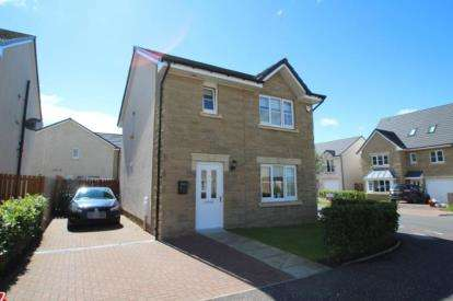 3 Bedrooms Detached House for sale in Hayfield Drive, Stewarton