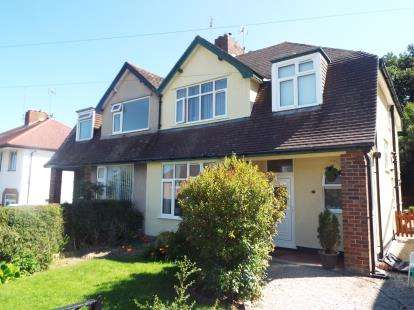 3 Bedrooms Semi Detached House for sale in Beal Avenue, Colwyn Bay, Conwy, LL29