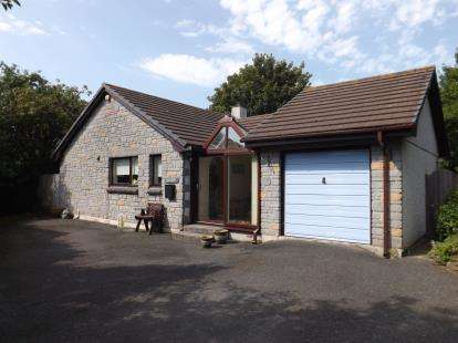 3 Bedrooms Bungalow for sale in Lelant, St. Ives, Cornwall