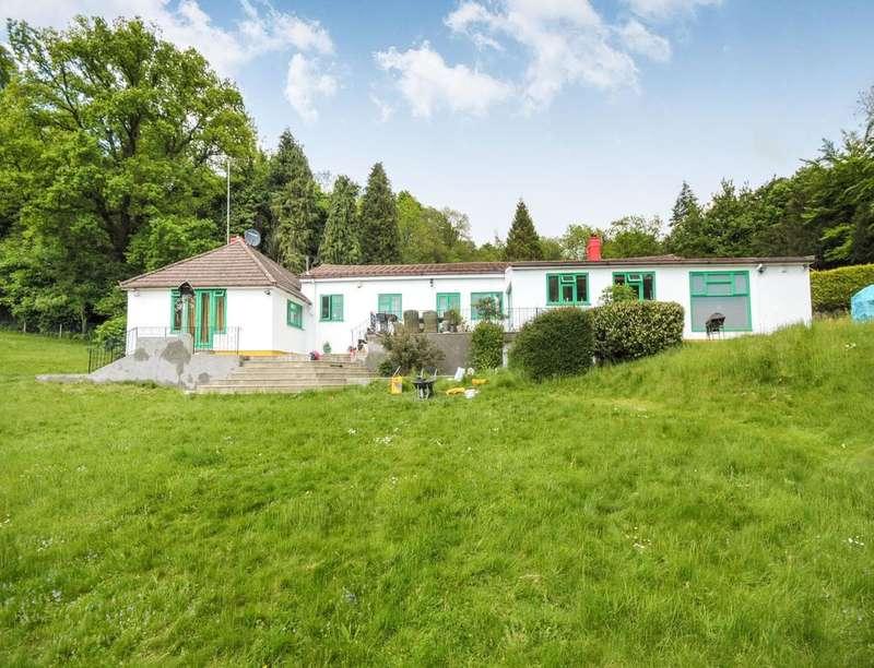 6 Bedrooms Detached House for sale in Shiraz Eden Tinkerpot Lane, West Kingsdown, Sevenoaks, TN15