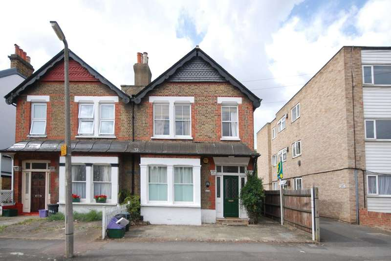 2 Bedrooms Maisonette Flat for sale in Graham Road, Wimbledon, SW19