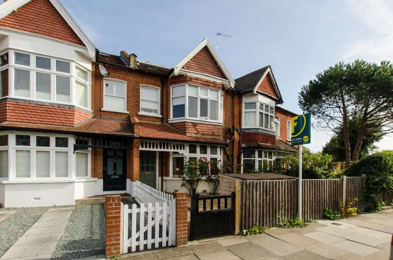 2 Bedrooms Flat for sale in Telford Avenue, Balham, SW2