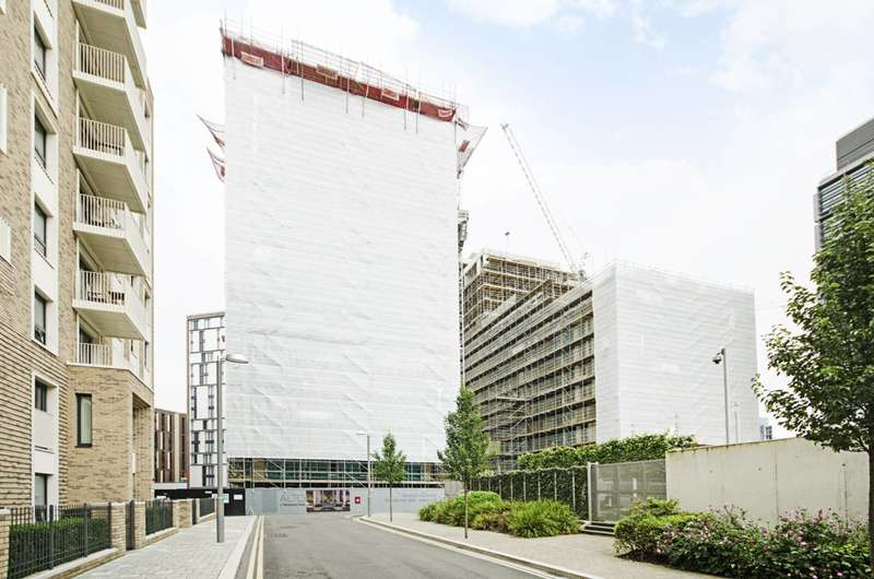 1 Bedroom Flat for sale in Belcanto Apartments, Wembley, HA9