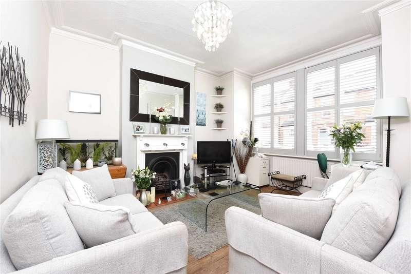 1 Bedroom Flat for sale in Balvernie Grove, London, SW18