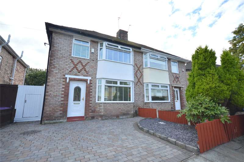 3 Bedrooms Semi Detached House for sale in Gregory Way, Childwall, Liverpool, L16