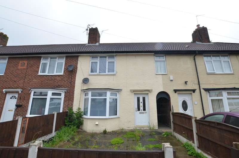 2 Bedrooms Terraced House for sale in Kingsheath Avenue, Liverpool, Merseyside, L14