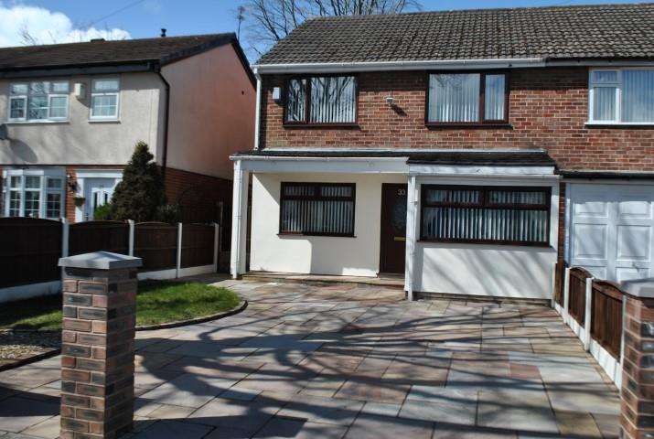 4 Bedrooms Terraced House for sale in Grant Road, Liverpool, Merseyside, L14