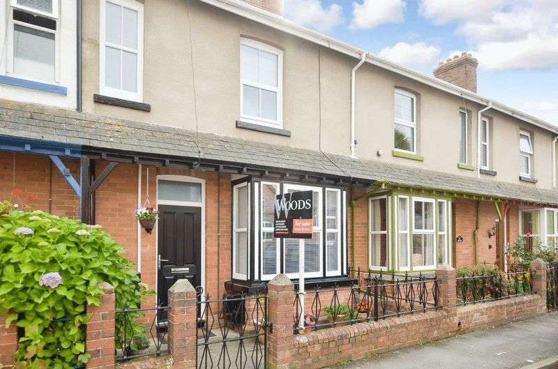 3 Bedrooms Terraced House for sale in Bovey Tracey