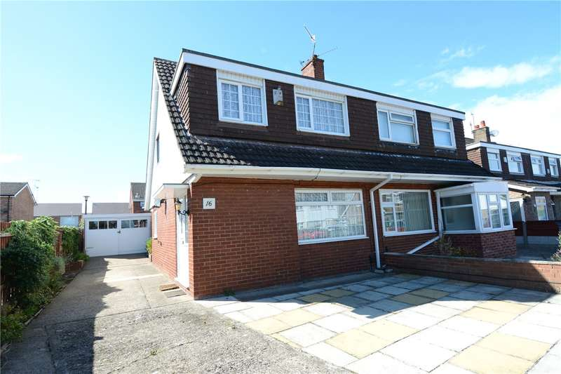 3 Bedrooms Semi Detached House for sale in Wimbrick Close, Moreton, Wirral