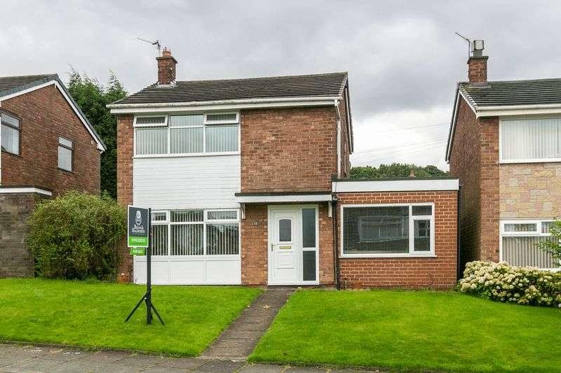 3 Bedrooms Detached House for sale in Melrose Drive, Winstanley, WN3 6ER