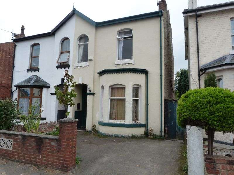 4 Bedrooms Semi Detached House for sale in Gordon Avenue, Southport