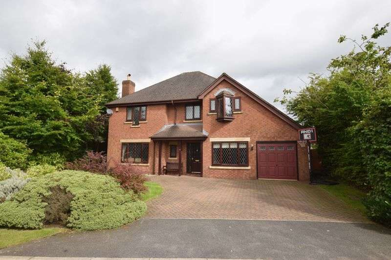 5 Bedrooms Detached House for sale in The Highgrove, Heaton, Bolton