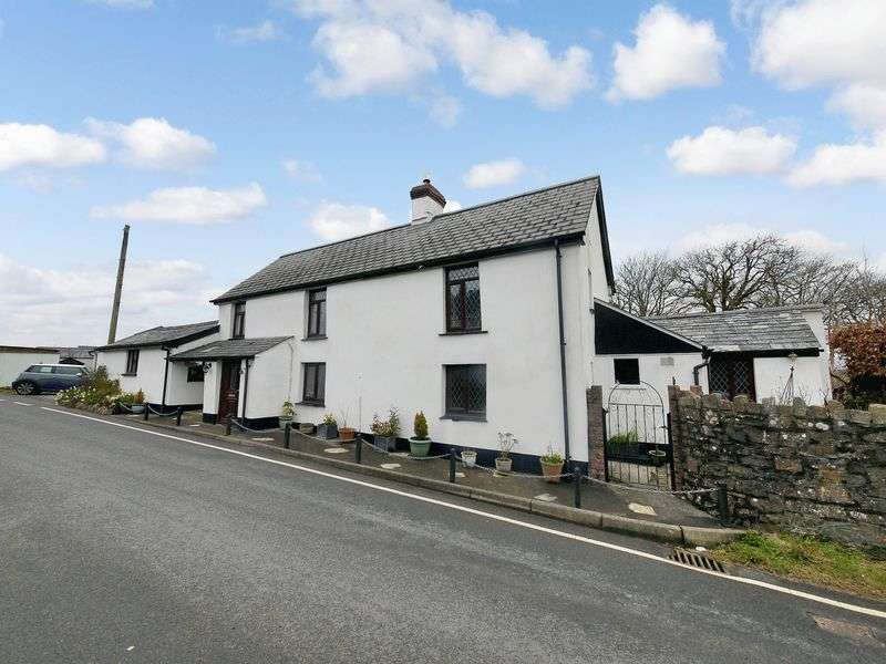 3 Bedrooms Detached House for sale in Chilsworthy, Holsworthy