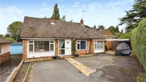 4 Bedrooms Detached Bungalow for sale in The Dell, Chalfont St. Peter, Gerrards Cross