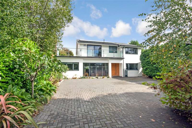 4 Bedrooms Detached House for sale in Dyke Road Avenue, Brighton, East Sussex, BN1