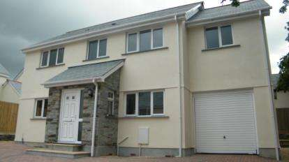 4 Bedrooms Detached House for sale in Skitta Close, Callington, Cornwall