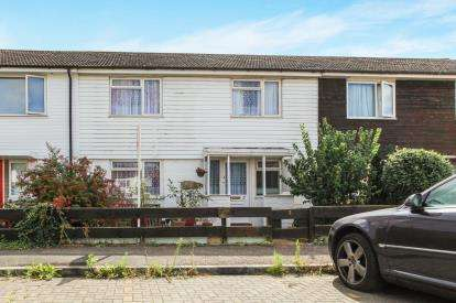 3 Bedrooms Terraced House for sale in Shelley Close, Huntingdon, Cambridgeshire