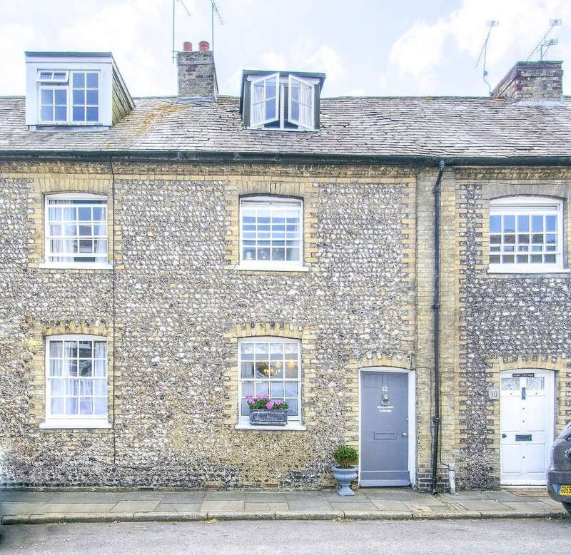 2 Bedrooms Cottage House for sale in Arundel