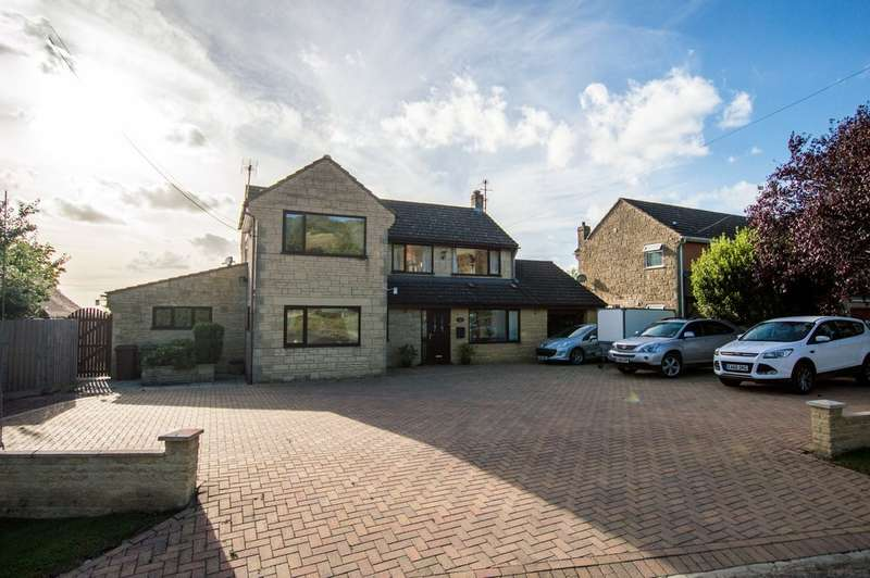 5 Bedrooms Detached House for sale in Oxenton, Cheltenham, GL52 9SE