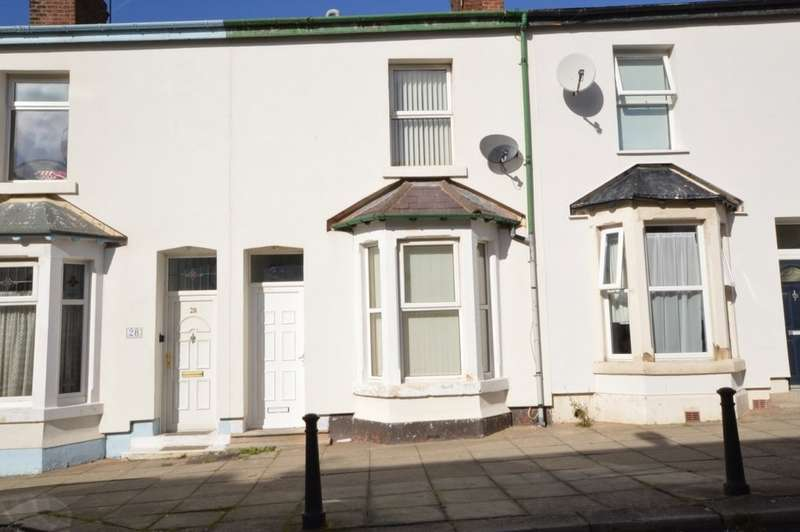 3 Bedrooms Terraced House for sale in Belmont Avenue, Central