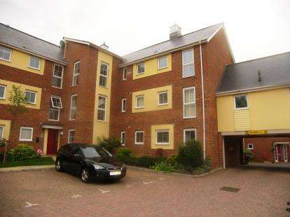 2 Bedrooms Flat for sale in Solario Road, Norwich, Norfolk