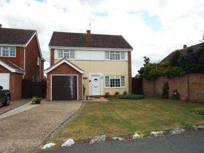 3 Bedrooms Detached House for sale in Hatfield Peverel, Chelmsford
