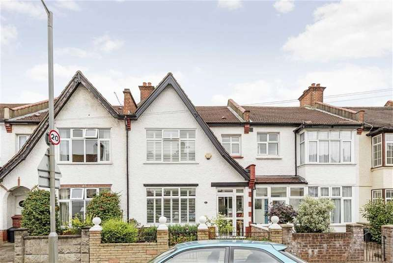 4 Bedrooms House for sale in Penwortham Road, Furzedown, London