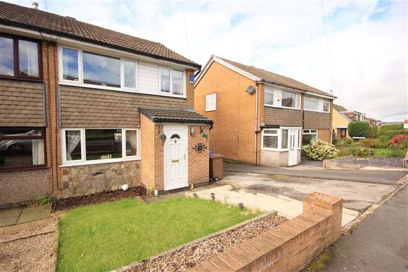 3 Bedrooms Property for sale in Croft Head Drive, Milnrow, ROCHDALE