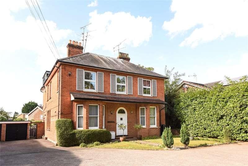 2 Bedrooms Apartment Flat for sale in Finchampstead Road, Wokingham, Berkshire, RG41