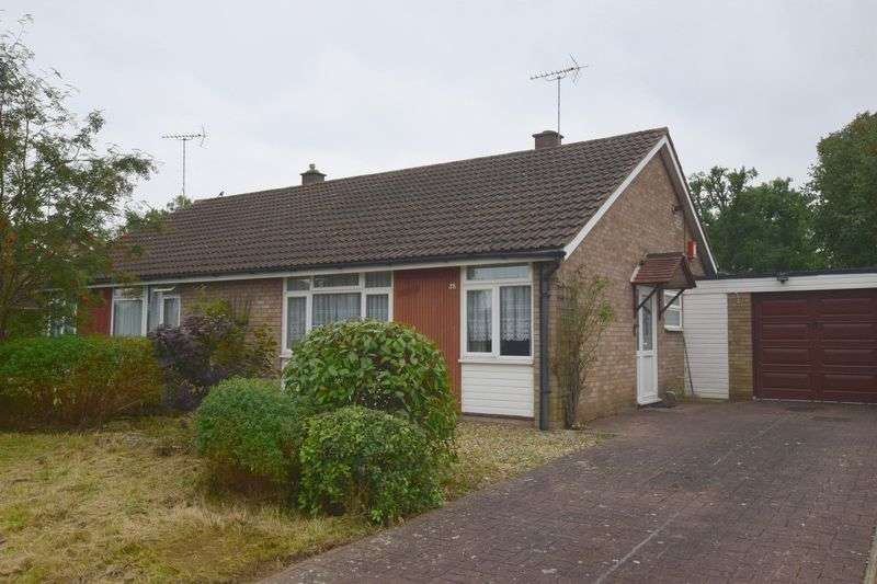2 Bedrooms Semi Detached Bungalow for sale in Rhondda Close, Bletchley, Milton Keynes