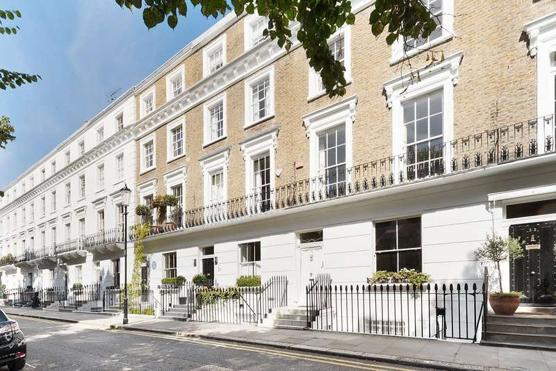 6 Bedrooms Terraced House for sale in Royal Avenue, London, SW3