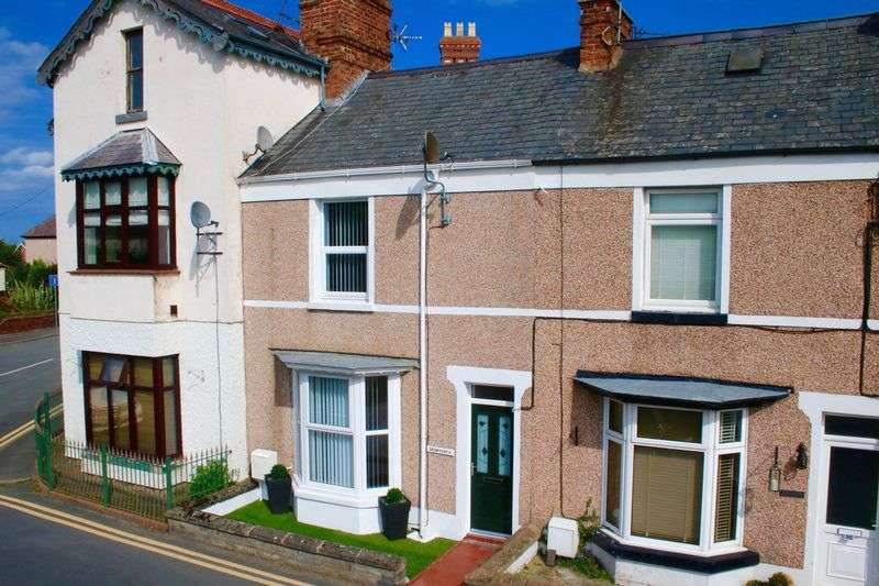 2 Bedrooms Terraced House for sale in Mount Road, St. Asaph