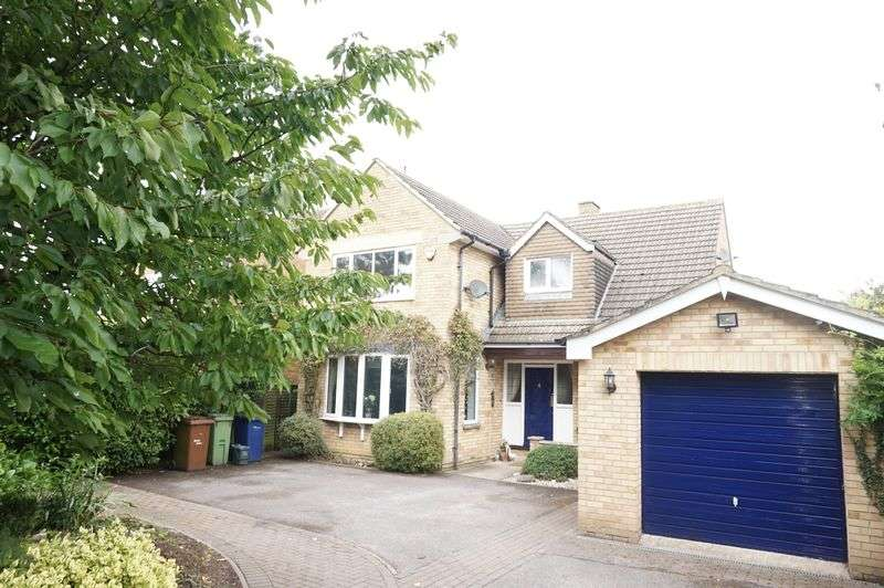 4 Bedrooms Detached House for sale in Parton Road, Gloucester